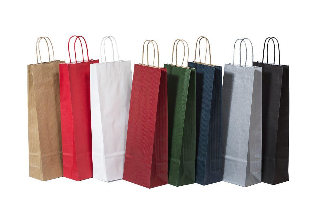 taschen aus kraftpapier weiss oder braun